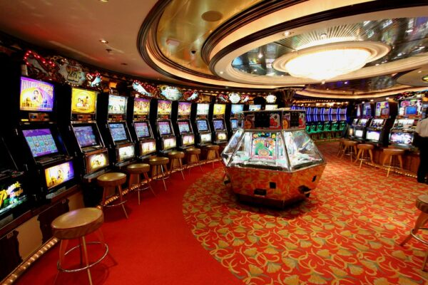 Why the casino slot becomes popular