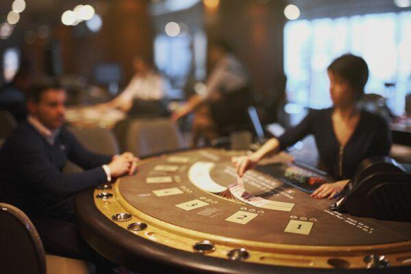 Where play blackjack online